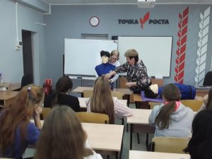 Сборы с обучающимися 11 класса